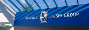 Welcome to The SES Group Building Logo